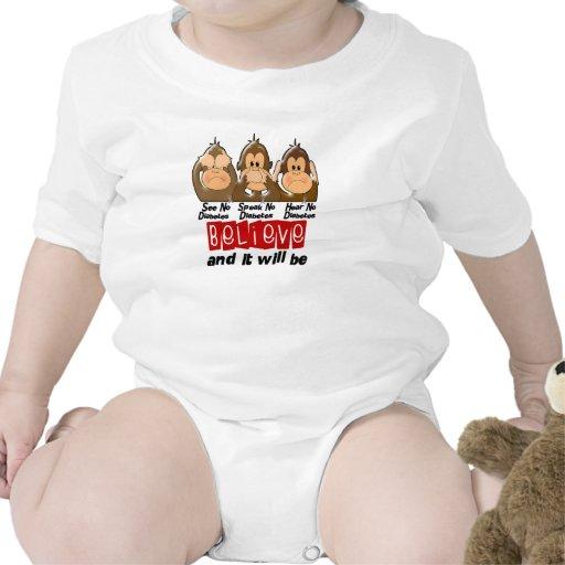 See Speak Hear No Diabetes 3 T Shirts