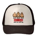 See Speak Hear No Diabetes 3 Trucker Hat