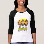 See Speak Hear No Endometriosis 1 Tee Shirt