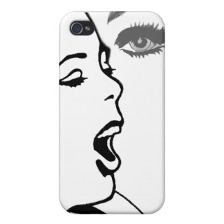 See & Speak_ Covers For iPhone 4