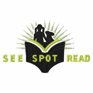 See Spot Read T-shirt