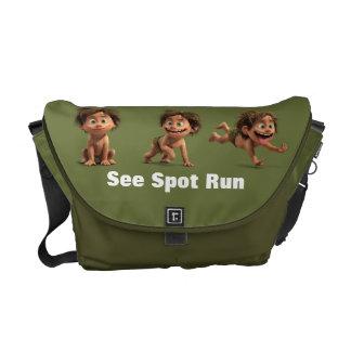 See Spot Run Courier Bag