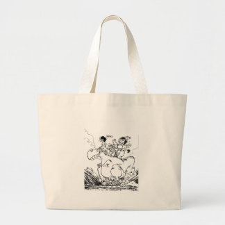 See th' Ew Ess Hay on yer Chebby-lay Tote Bags