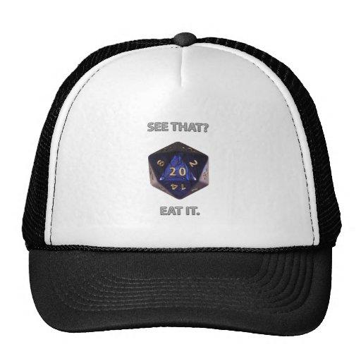 See That?  Eat it Trucker Hat