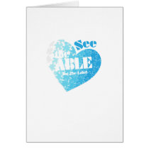 See the Able Not The Label Autism Awareness Gift Card