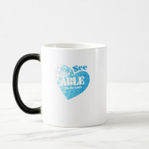 See the Able Not The Label Autism Awareness Gift Magic Mug