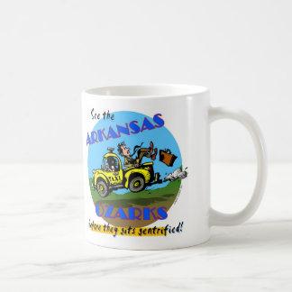 See the Arkansas Ozarks Coffee Mug