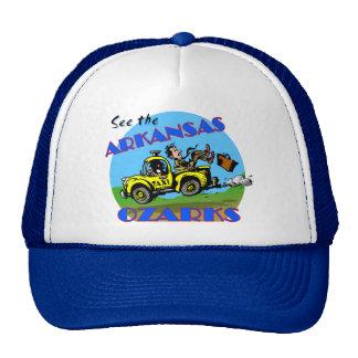 See the Arkansas Ozarks Trucker Hat