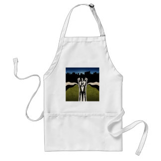 See The City Adult Apron