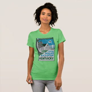 See The Great American Eclipse Kentucky Tshirt