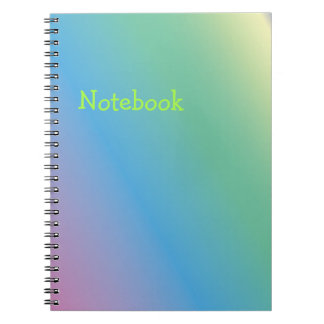See the Light Notebook