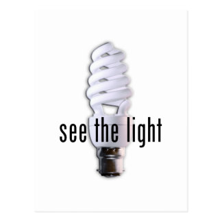 See the Light Postcard
