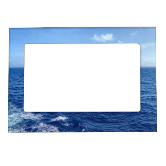 See the Sea Magnetic Photo Frame