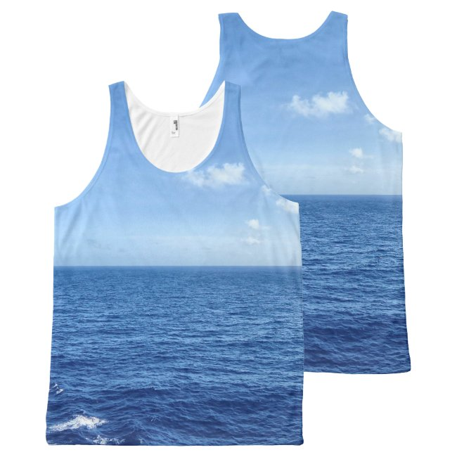 See the Sea Ocean Scene
