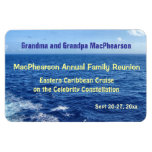 See the Sea Stateroom Door Marker Flexible Magnets