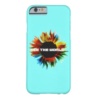 SEE THE WORLD... BARELY THERE iPhone 6 CASE