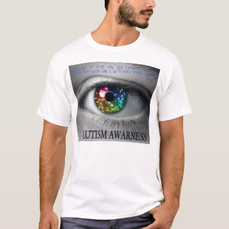 See the World through my eyes T-Shirt