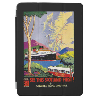 See This Scotland First! iPad Air Cover