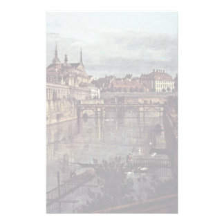 See View From The Old Moat Of The Dresden Zwinger, Stationery Paper
