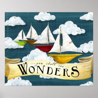 See Wonders Poster