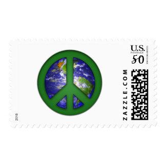See World Peace Postage