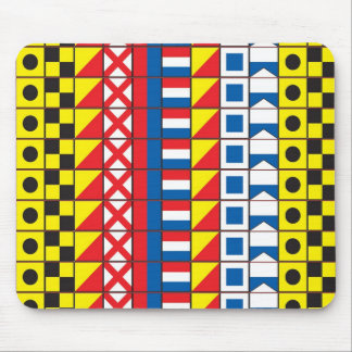 See Worthy_Signal Flags mousepad
