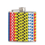 See Worthy_Signal Flags pattern_I Love To Sail Flasks