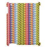 See Worthy_Signal Flags pattern_I Love to sail iPad Covers
