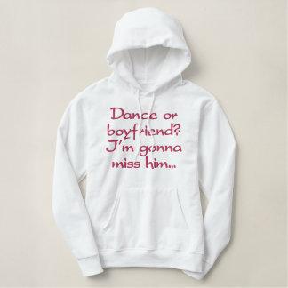 See ya embroidered hoodie