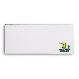 see ya later alligator envelope
