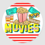 See You At The Movies Sticker
