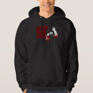 See you at the Party Richter! Hoodie