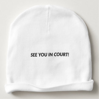See You In Court - Beanie