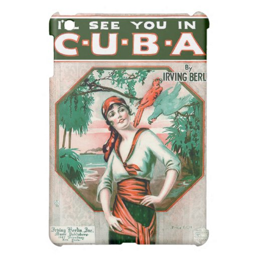 See You In Cuba Case For The iPad Mini
