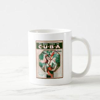 See You In Cuba Coffee Mug