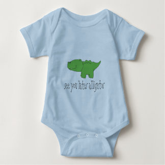 See You Later Alligator Tee Shirt