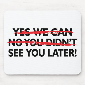 See You Later! Mousepad