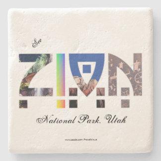 See Zion NP, Utah Stone Coaster