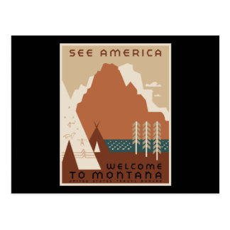 SeeAmericaMontanaOriginal1.gif Postcard