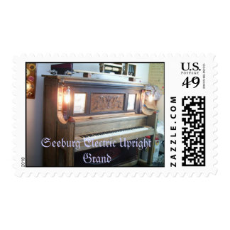 Seeburg Electric Upright Grand Postage