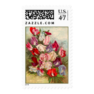 Seed Catalog 5 Postage Stamps