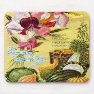 Seed catalog page #21 Mousepad