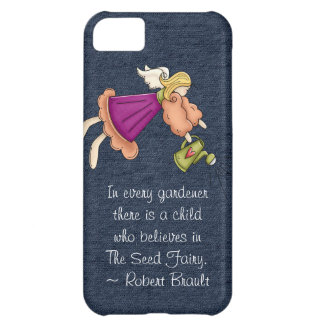 Seed Fairy iPhone 5 Case