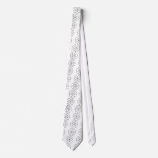 Seed of Life 4 Tie
