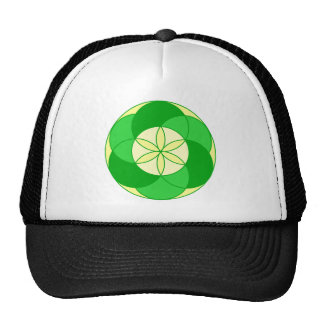 Seed of Life Angel 15 Trucker Hat