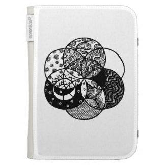 Seed of Life Mandala Kindle Case
