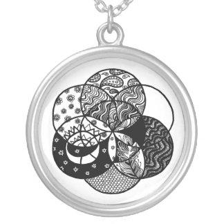 Seed of Life Mandala Necklace
