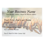 Seed Pods - Butterfly Bush Business Card Templates