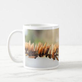 Seed Pods - Butterfly Bush Coffee Mug