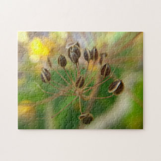Seed Pods Jigsaw Puzzle